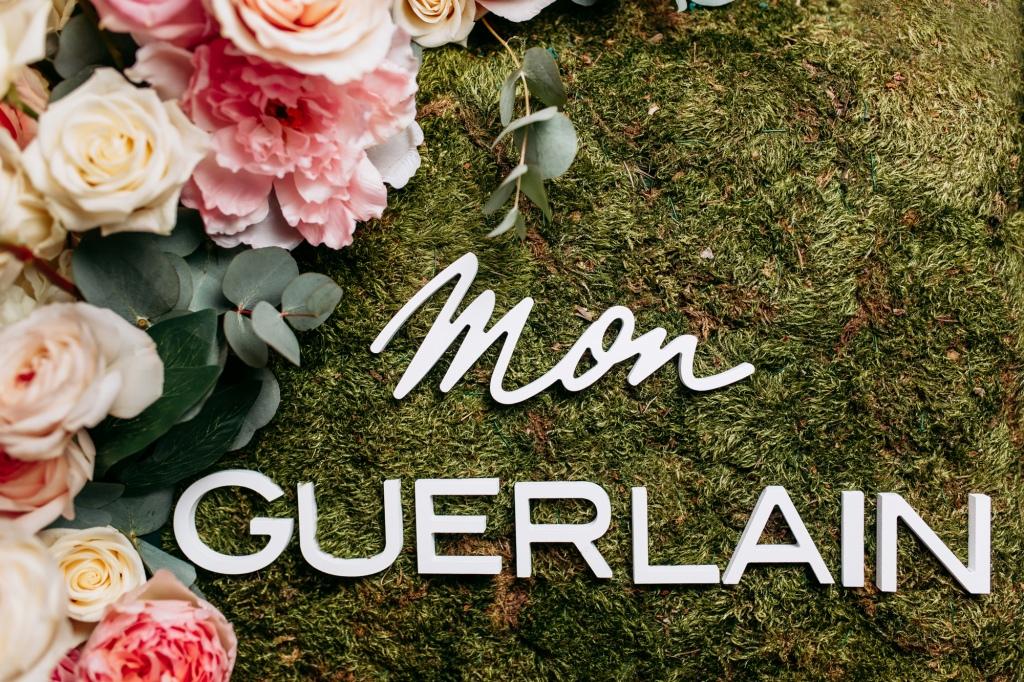 Презентация аромата Mon Guerlain Florale