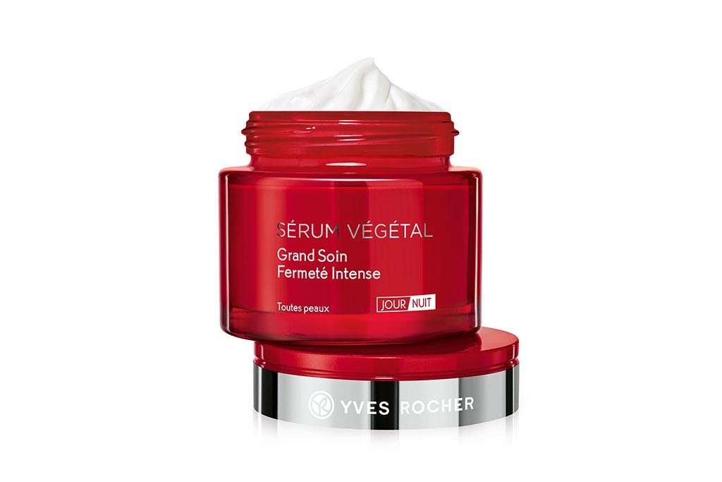 Новинка Yves Rocher Дневной/Ночной Крем от морщин и для упругости кожи Serum Vegetal
