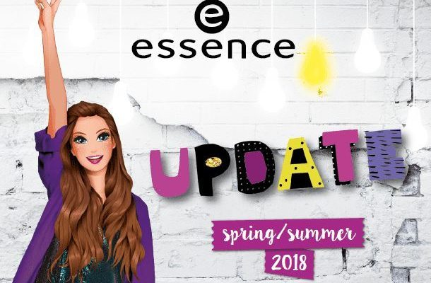 Коллекция Essence Update Spring\Summer 2018