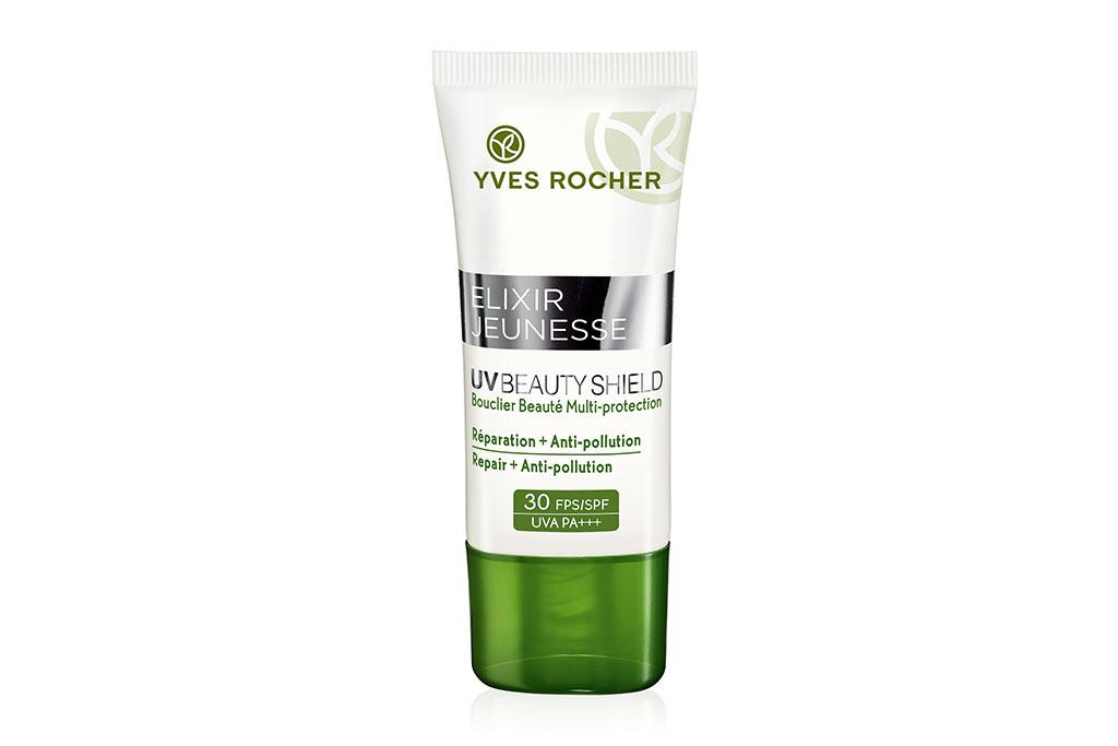 Yves Rocher Защитный Флюид SPF 30 «Детокс и восстановление»