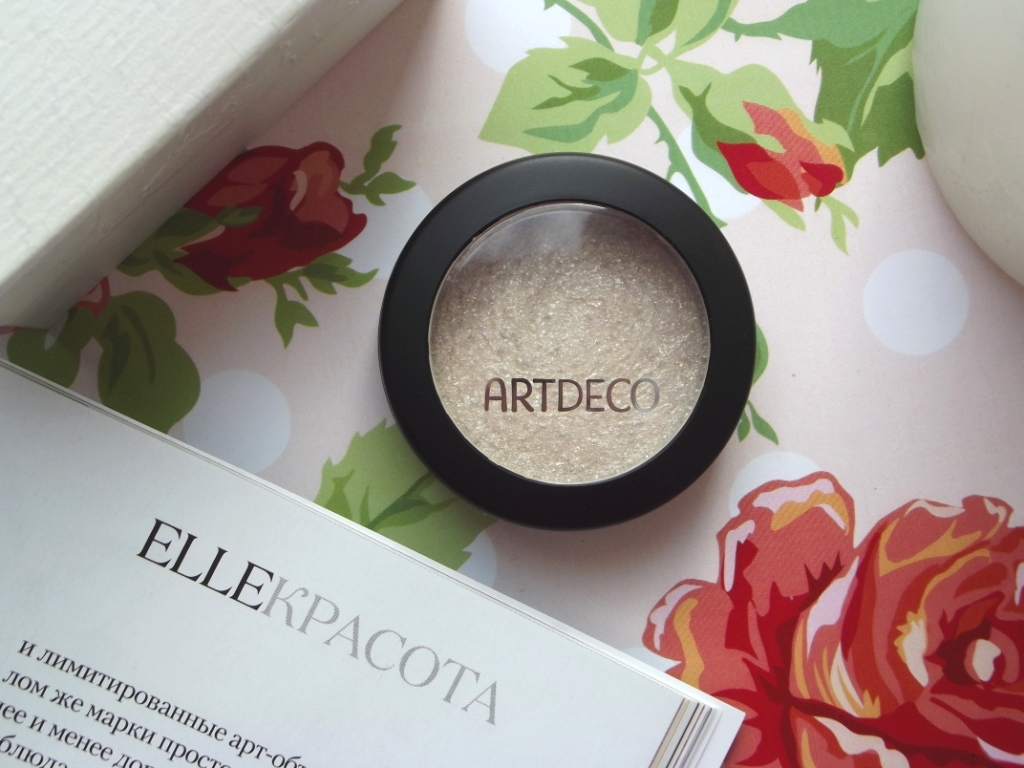 Artdeco Glam Vintage Shimmer Cream Highlighter Кремовый хайлайтер для лица и тела