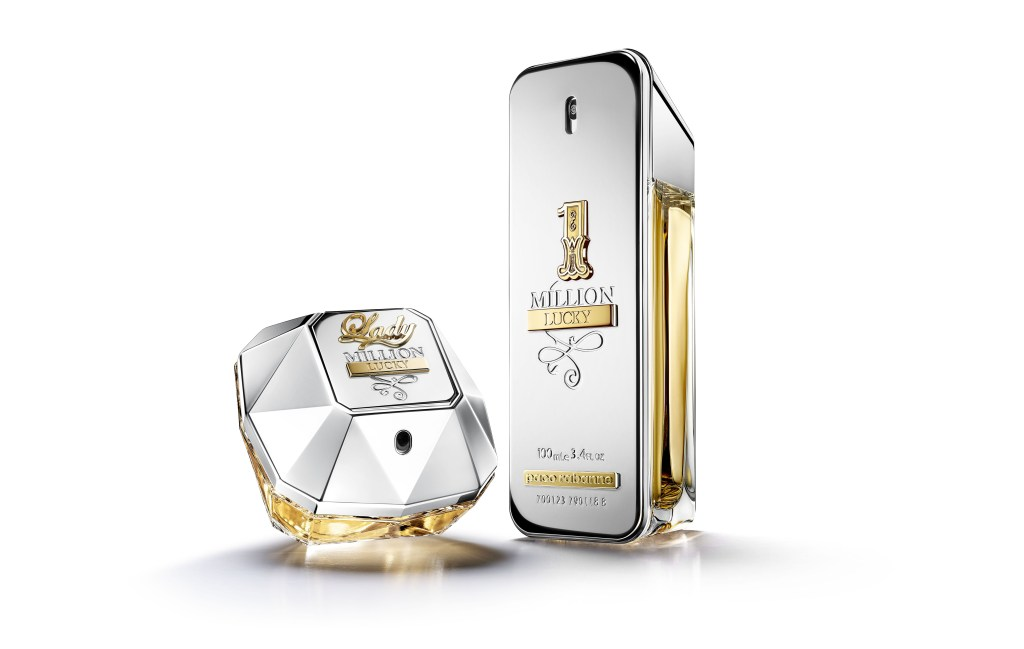 Paco Rabanne 1 Million Lucky and Lady Million Lucky