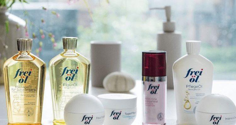 Новый бренд в Украине – Frei öl