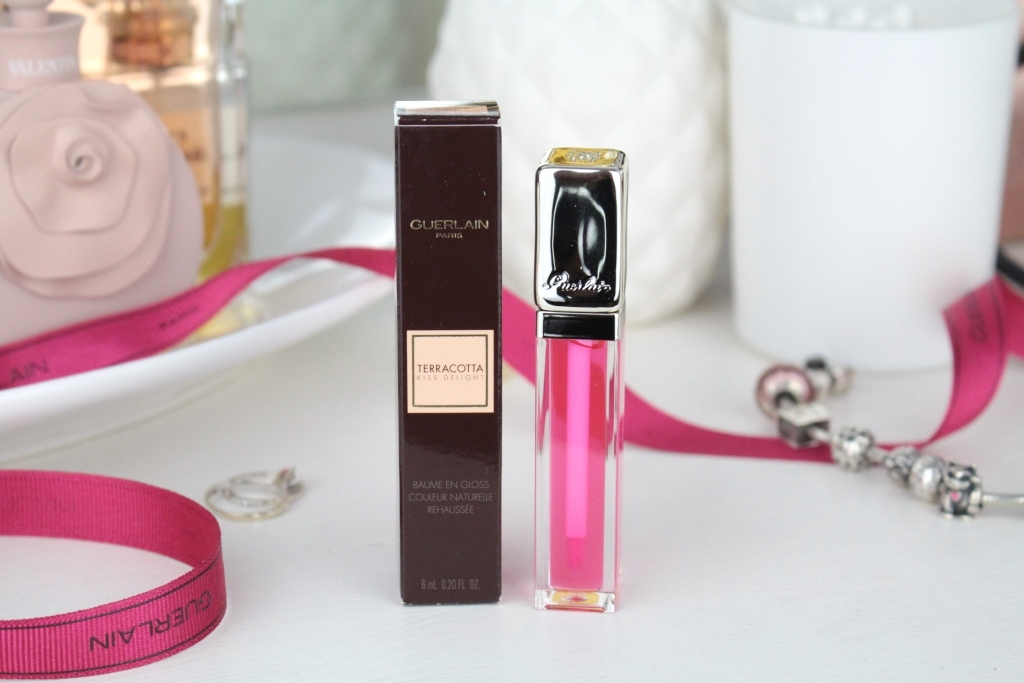"Guerlain Terracotta Kiss Delight ""Grenadine Syrup"" Блеск для губ"