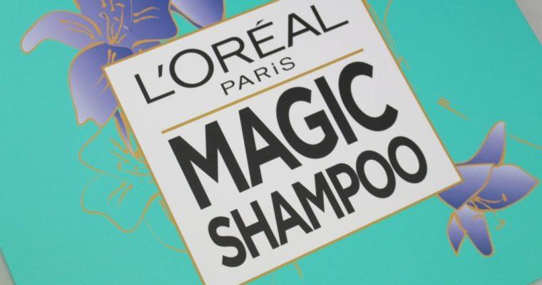 L'oreal Magic Shampoo Сухие шампуни