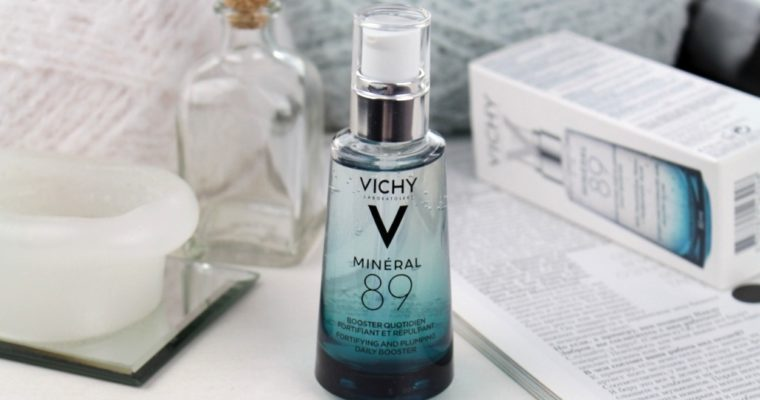 Vichy Mineral 89 Fortifying And Plumping Daily Booster Гель-Бустер