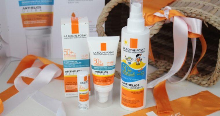 Солнцезащитные средства La Roche-Posay