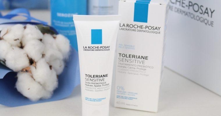 La Roche-Posay Toleriane Sensitive Prebiotic Moisturiser Пребиотический увлажняющий крем