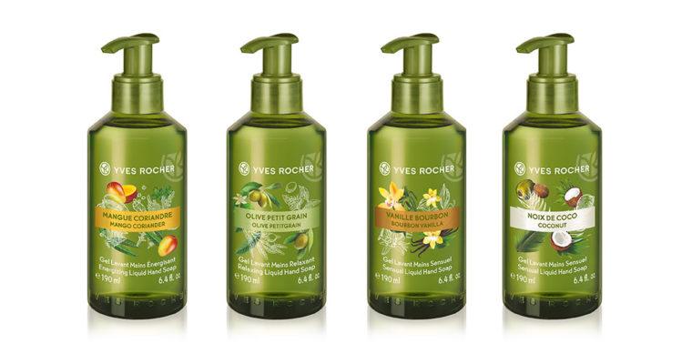 Новинка Yves Rocher – Жидкое мыло для рук