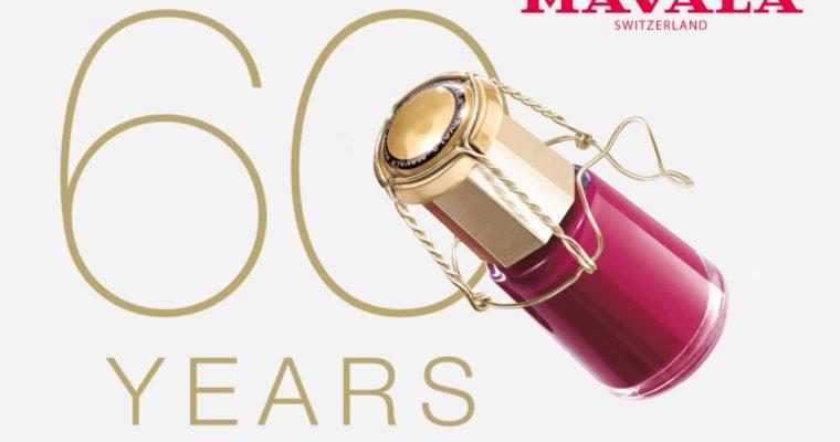 Mavala 60 лет!