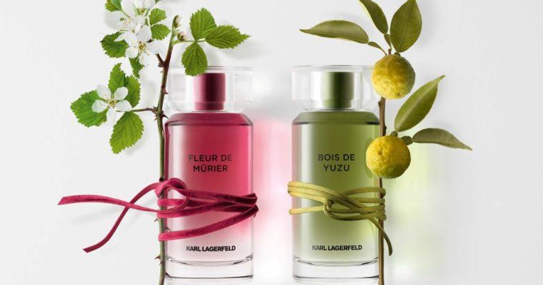 Karl Lagerfeld Les ParfumsMatieres 2018