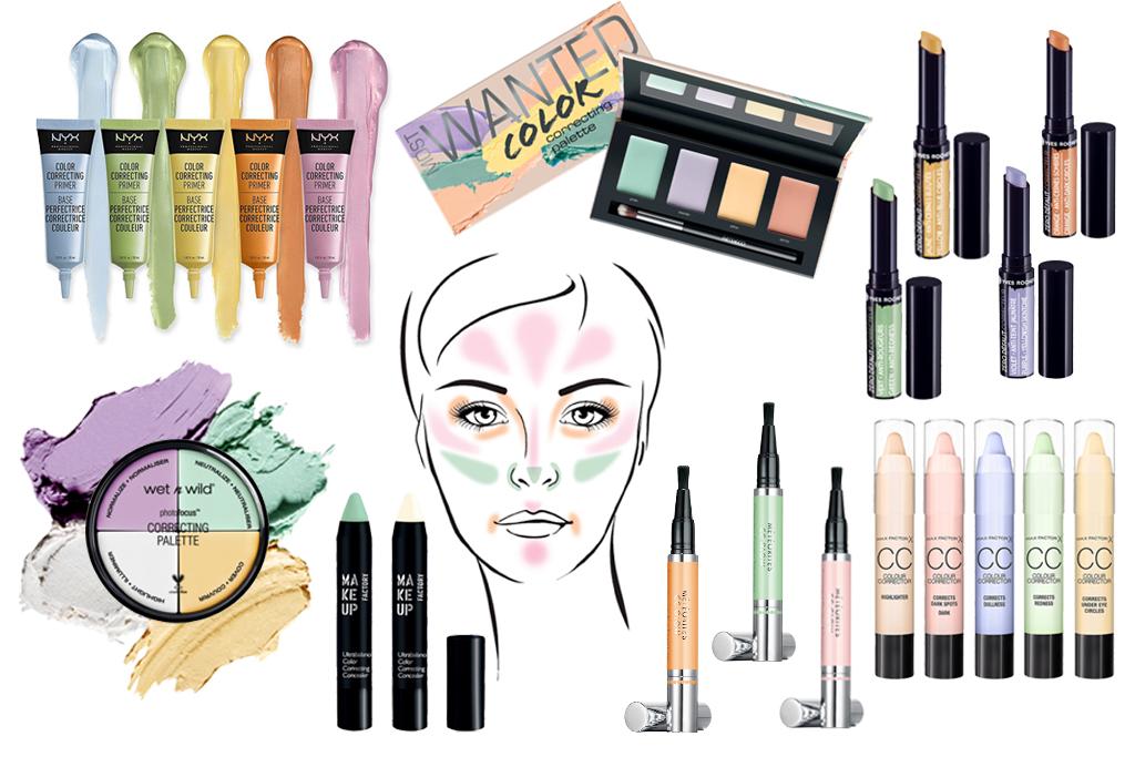 Beauty-гид: Цветокоррекция лица