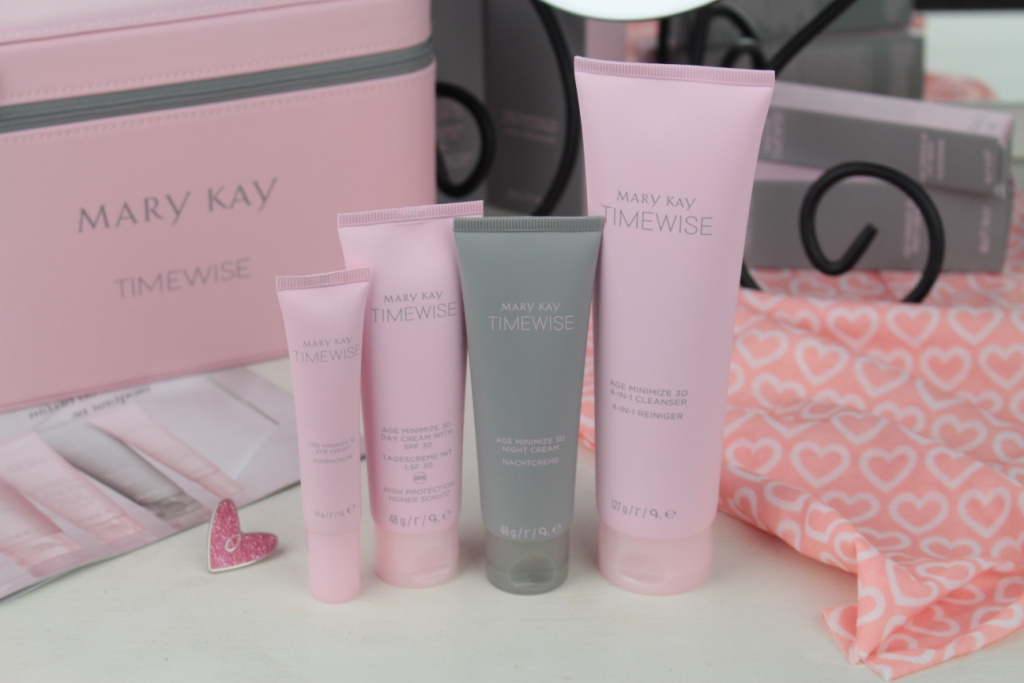 Mary Kay TimeWise Age Minimize 3D Новый уход за лицом