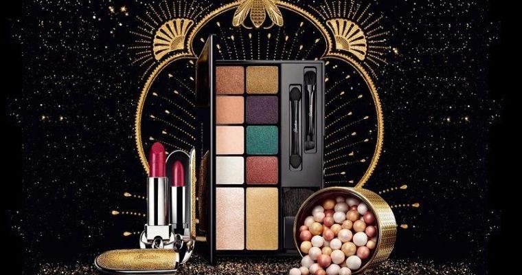 Рождественская коллекция Guerlain Electric Look Makeup Collection Holiday 2018