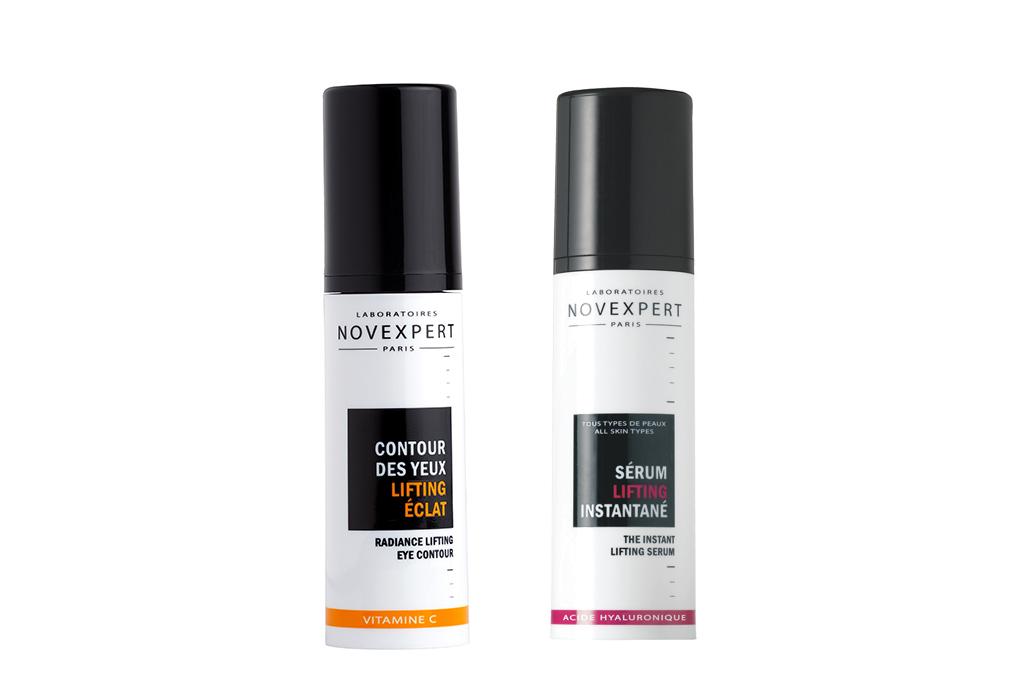 Продукты для экспресс-ухода от Novexpert
