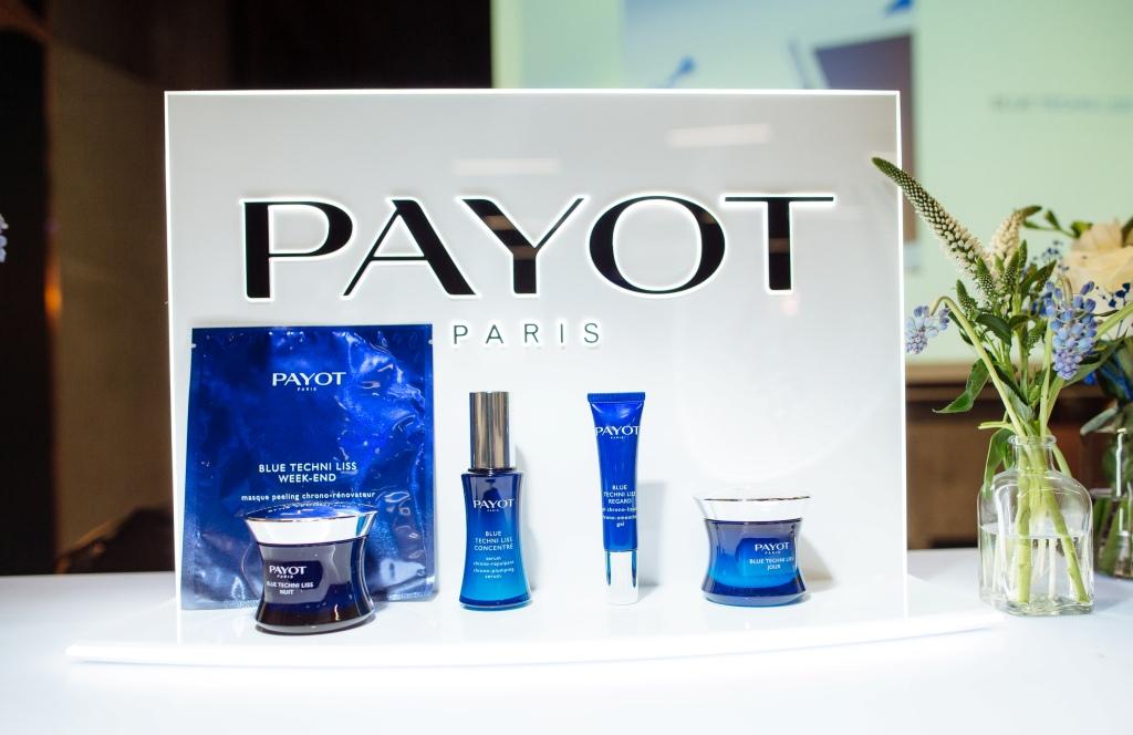 Презентация линейки Blue Techni Liss от Payot