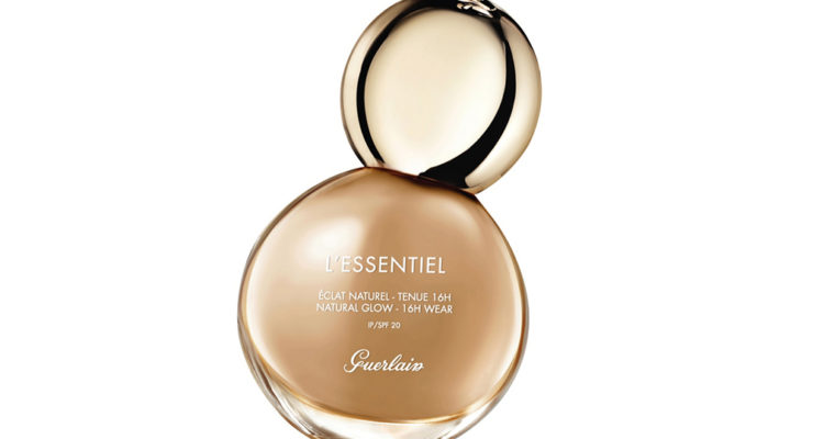 Новая тональная основа Guerlain L'Essentiel Natural Glow Foundation