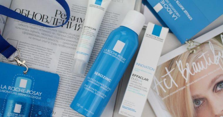 Новинки La Roche-Posay для жирной и проблемной кожи