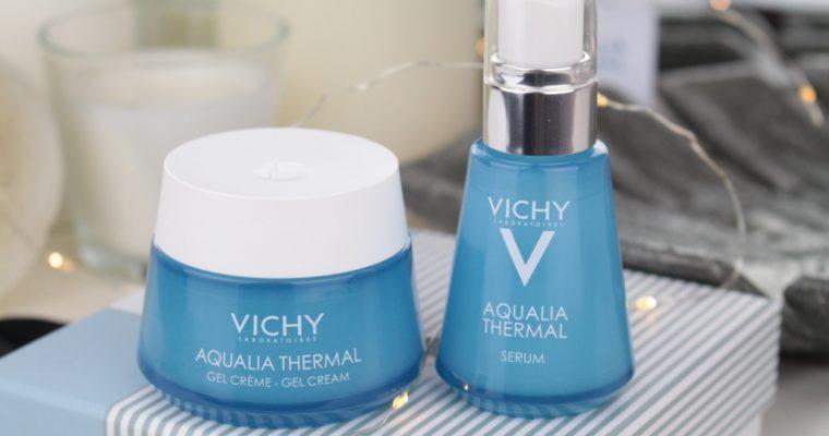 Vichy Обновленная гамма Aqualia Thermal