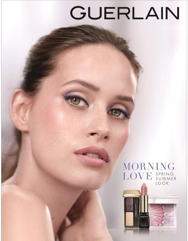 Весенняя коллекция Guerlain – Morning Love Spring 2019 Collection