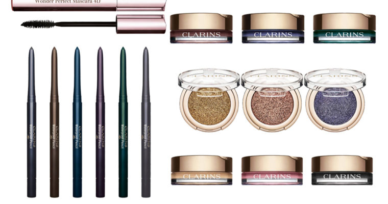 Весенняя коллекция Clarins — Clarins Extends its Eye Collection for Spring 2019
