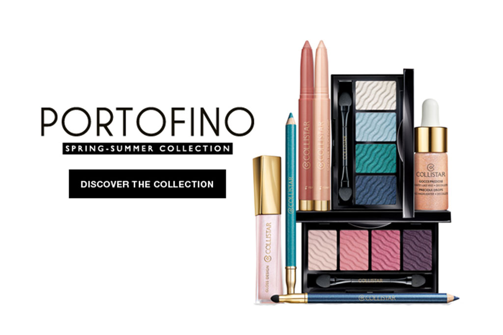 Весенняя коллекция Collistar Portofino Makeup Collection Spring 2019