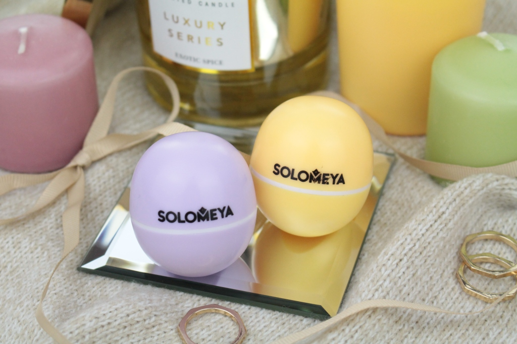 Solomeya Lip Balms Бальзамы для губ