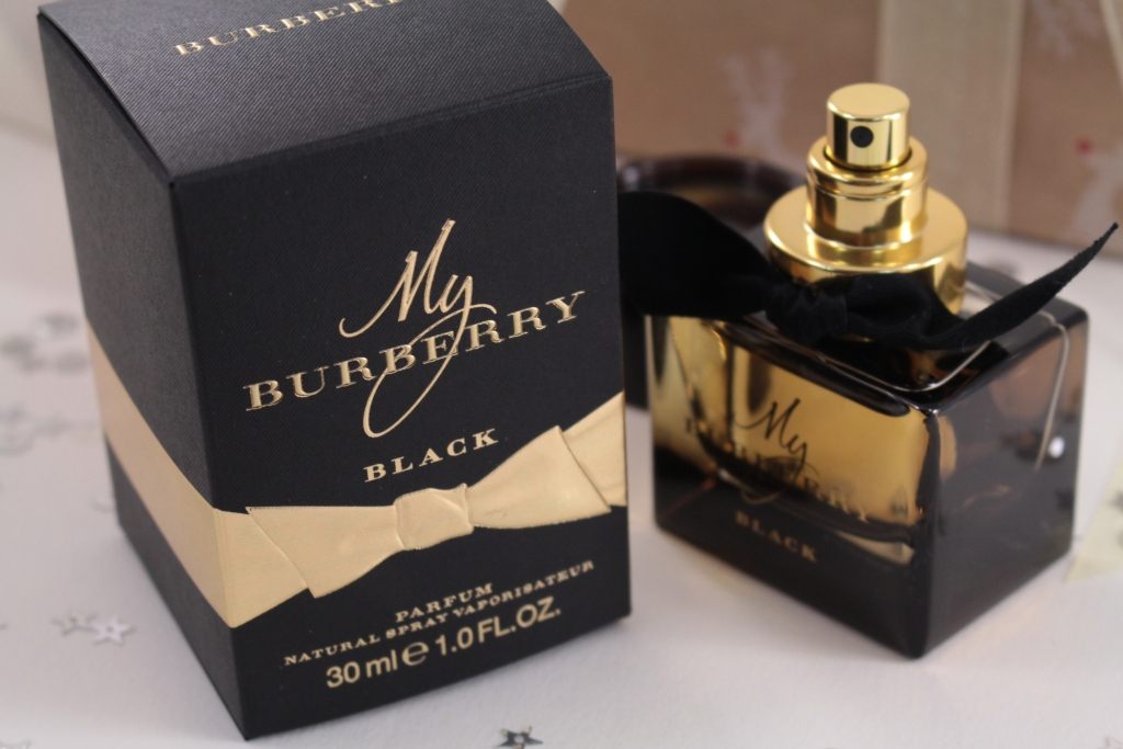 Burberry My Burberry Black Parfum парфюмерная вода Beauty Tricks