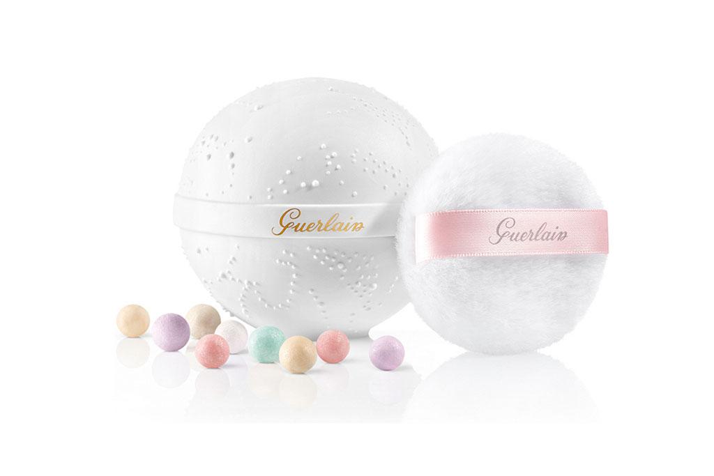 Лимитированный выпуск Bernardaud X Guerlain Meteorites Powder Pearls