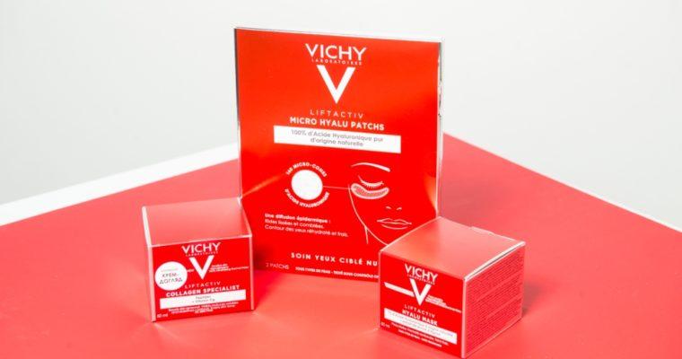 Презентация новой гаммы Liftactiv от Vichy