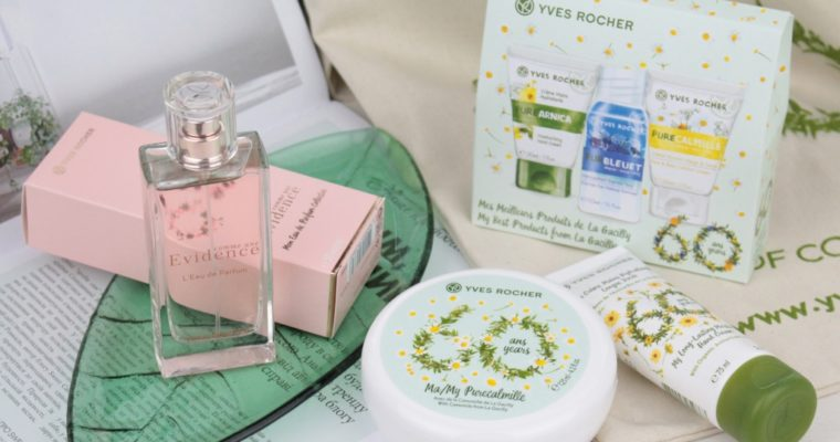 Yves Rocher 60ans Years
