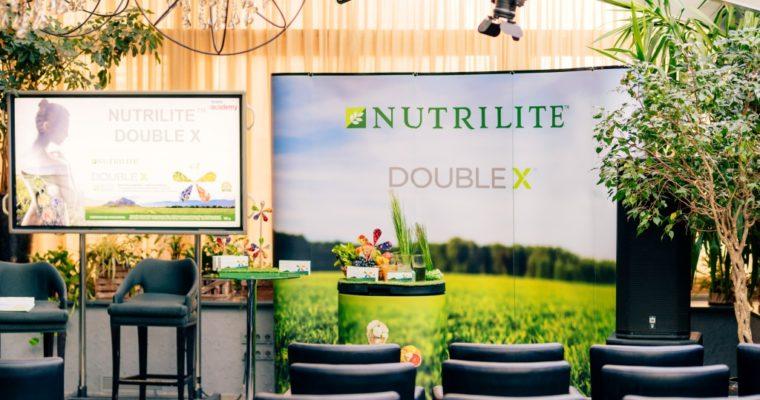 Презентация обновленной диетической добавки Nutrilite Double X