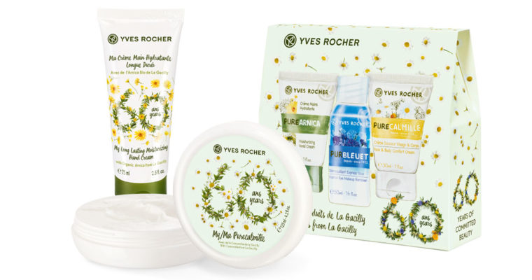 Юбилей бренда Yves Rocher