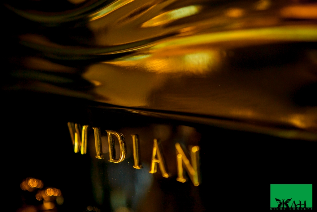 Презентация нового аромата Widian «Hili»