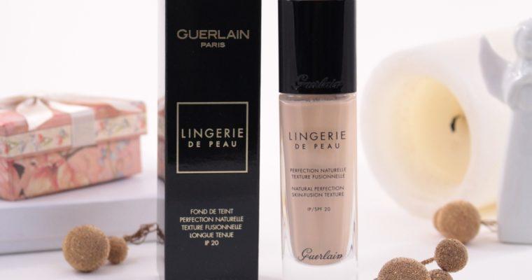 Guerlain Lingerie De Peau Natural Perfection Skin-Fusion Texture SPF20 «02N» Тональная основа