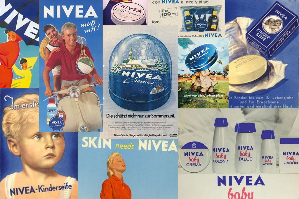 Ретро-Beauty: Nivea