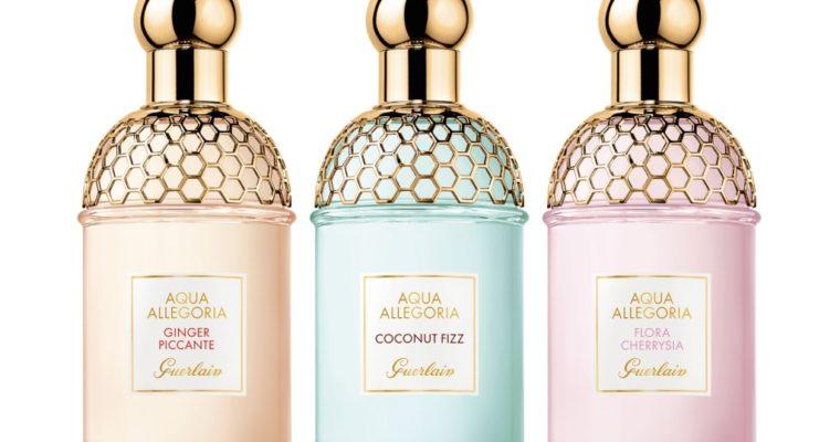 Новые ароматы в линейке Guerlain Aqua Allegoria