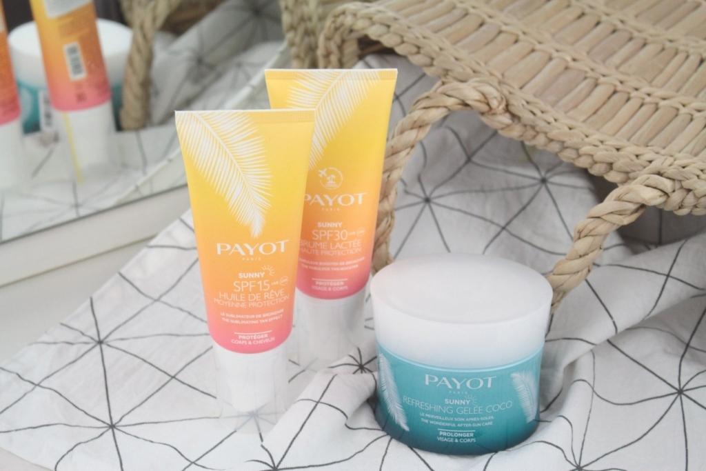 Солнцезащитная линия Sunny от Payot