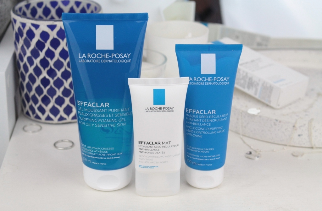 La Roche-Posay Effaclar Уход за комбинированной кожей
