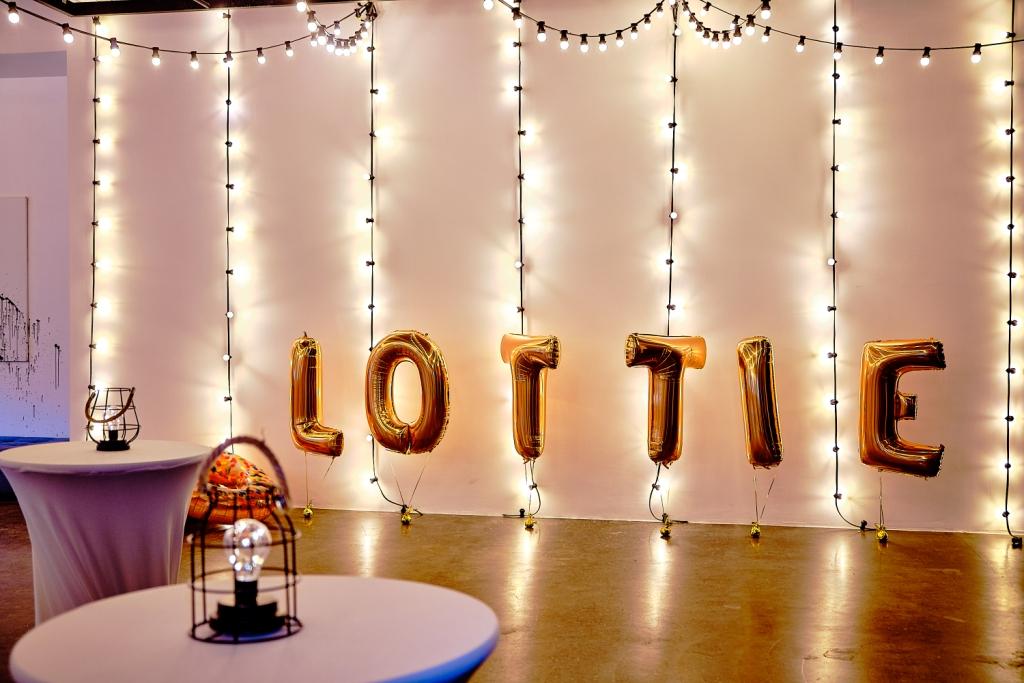 Новый бренд в Украине — Lottie London