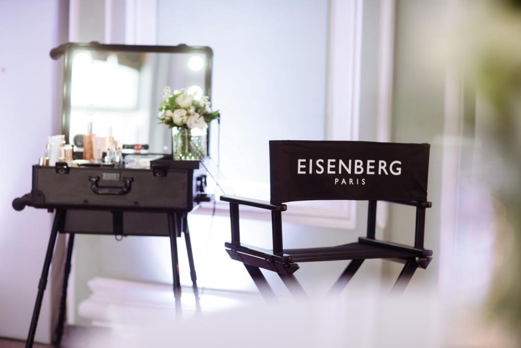 Презентация Коллекции для макияжа Eisenberg Les Essentiels Le Maquillage