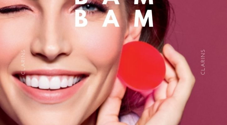 Clarins Cheeky Cheeky Bam Bam Collection for Fall 2019 Осенняя коллекция макияжа