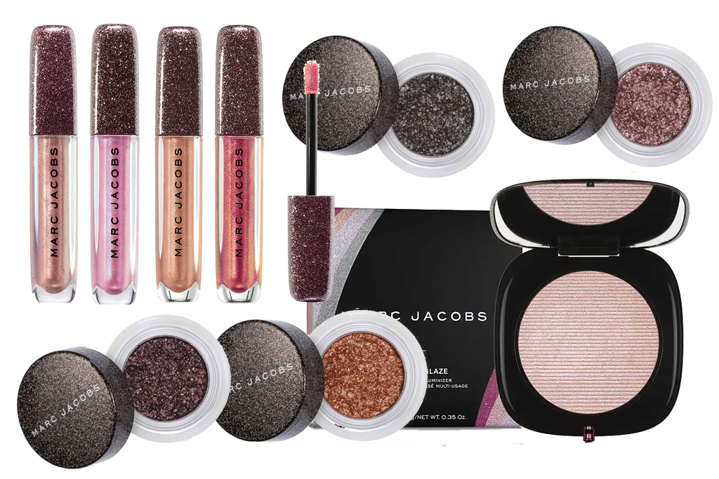 Marc Jacobs Beauty Glam Rock Collection for Holiday 2019