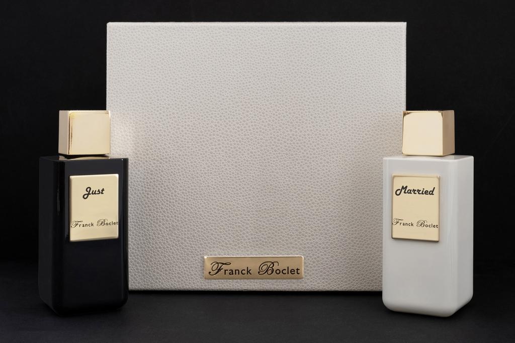 Franck Boclet Ivory Collection