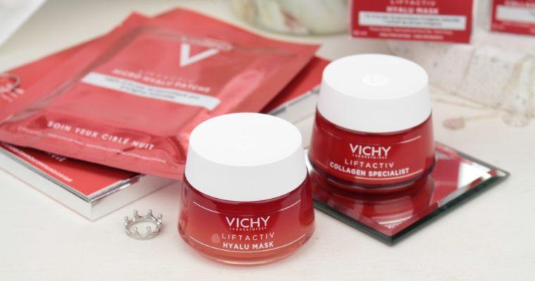 Vichy Liftactiv Новая линейка для лица