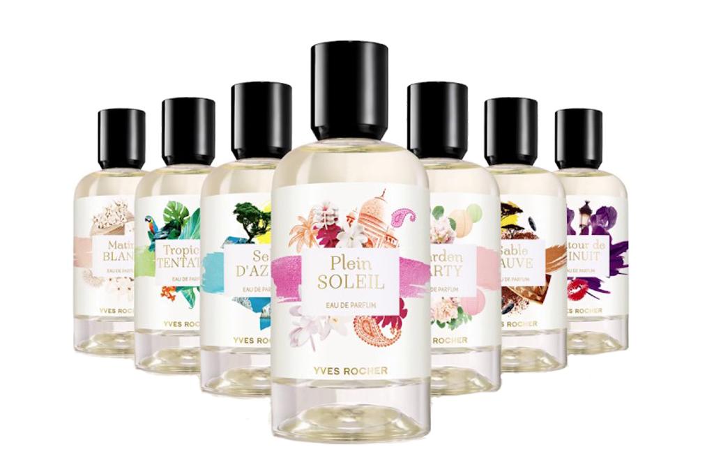 Yves Rocher Коллекция авторских ароматов