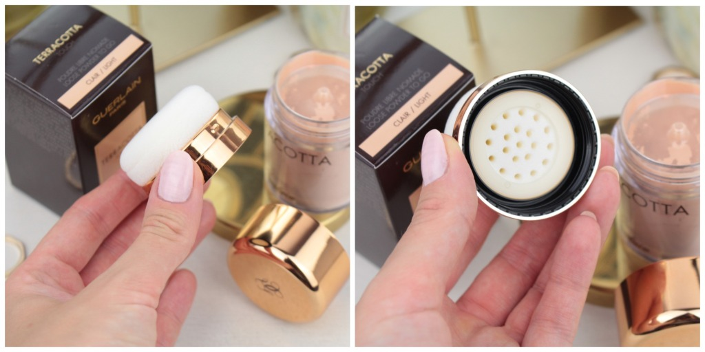 "Guerlain Terracotta Touch Loose Powder To Go ""Light"" Рассыпчатая пудра –  Beauty Tricks"