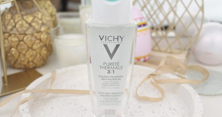 Vichy Purete Thermale 3in1 One Step Cleansing Micellar Solution Мицеллярная вода