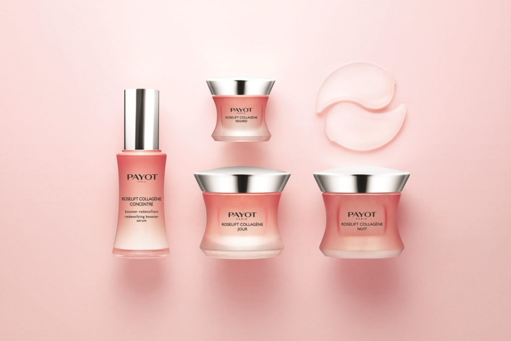 Новая Линия Payot Roselift Collagene