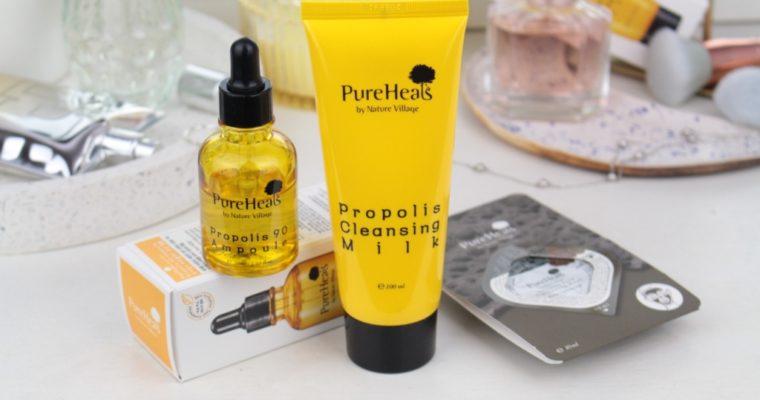 Знакомство с косметикой PureHeals